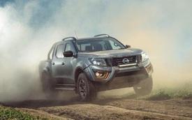 Nissan hé lộ siêu bán tải Navara lấy cảm hứng từ... Ford Ranger Raptor