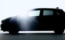 Toyota Yaris vừa ra mắt, Honda Jazz 2020 đã kịp nhá ảnh chính thức đầu tiên