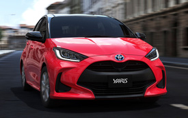 Ra mắt Toyota Yaris 2020: Lột xác toàn diện, có thể giúp chị em đỡ nhầm chân ga, chân phanh