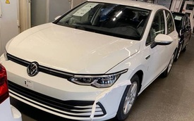 Xe bán chạy nhì thế giới Volkswagen Golf lộ nội, ngoại thất đời mới gây nhiều tranh cãi
