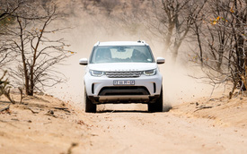 Khách Việt được chinh phục châu Phi cùng dàn Land Rover