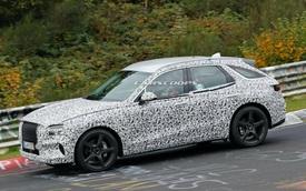Genesis GV70 lần đầu lộ ảnh chạy thử - xe Hàn tham vọng đối đầu Mercedes GLC và BMW X3