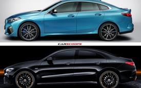 Chọn BMW 2-Series Gran Coupe hay Mercedes-Benz CLA Coupe: Mới chưa chắc đã hơn