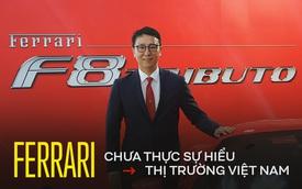 Ferrari bật mí lý do bán xe cũ trước, tiết lộ 190 bước kiểm tra và cách chiều đại gia Việt để bán xe mới