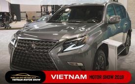 Lexus GX 460 2020 chính hãng rục rịch về Việt Nam, giá khoảng 5,69 tỷ đồng