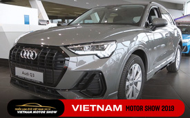 Audi ra mắt cùng lúc 6 xe mới tại Việt Nam - Cú chốt hạ tổng lực cuối năm đáp trả Mercedes-Benz và BMW