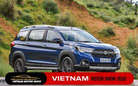 """Suzuki XL6 - """"Ertiga 6 chỗ"""" rục rịch về Việt Nam, cạnh tranh Mitsubishi Xpander"""