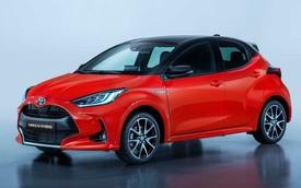 Vượt hết xe sang Đức, Toyota Yaris lọt top cuối Xe thế giới của năm 2021