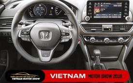 Honda Accord 2019 lộ thông tin hot ngay trước thềm ra mắt Việt Nam