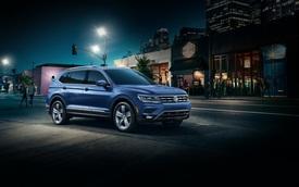 Volkswagen Tiguan nâng cấp nhẹ, tăng giá bán