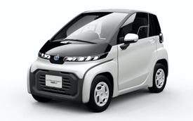 Toyota BEV - Xe điện 2 chỗ mới cho đô thị nhưng bên trong mới có nhiều điều ấn tượng