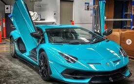 Khi Lamborghini Aventador đã trở nên phổ biến, đại gia Việt chi triệu USD sắm phiên bản đặc biệt