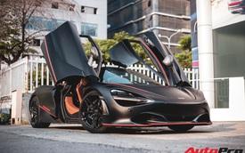 Siêu xe McLaren 720S Launch Edition 'chạy lướt' đầu tiên Việt Nam giá 11,5 tỷ và những điểm không phải ai cũng biết