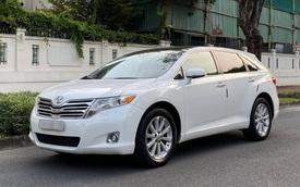 Toyota Venza đời 2010 được rao bán với giá 760 triệu đồng - crossover 5 chỗ vang bóng một thời