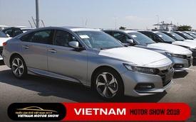Honda Accord 2020 xếp hàng dài tại cảng Hải Phòng, sẵn sàng chờ ngày mở bán tại Việt Nam