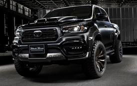 Toyota Hilux độ Wald hầm hố hơn Ford Ranger Raptor, giá gói nâng cấp ngang Kia Morning