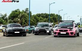 Hội chơi xe thể thao Nhật khuấy động Vũng Tàu, sự góp mặt của Cường 'Đô-la' và siêu xe gây chú ý