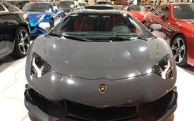 Đại gia Bạc Liêu 'tậu' thêm Lamborghini Aventador độ 50th Anniversario độc nhất Việt Nam về làm bạn với Lamborghini Huracan độ khủng