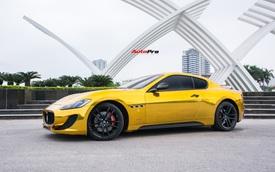 Chưa ra biển số, Maserati GranTurismo 'siêu lướt' chào khách Việt với giá rẻ hơn 2,5 tỷ đồng so với mua mới