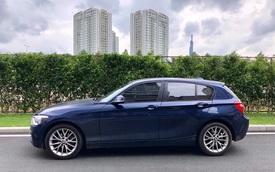 Rẻ ngang Mazda3, đây là chiếc BMW được chủ cũ quảng cáo: 'Phù hợp cho vợ đi chợ'