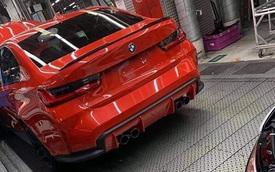 Liệu đây có phải thiết kế BMW M3 mới?