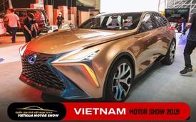Tóm gọn mẫu concept LF-1 Limitless - Bom tấn của Lexus tại VMS 2019