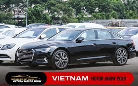 Dàn xe Audi đổ bộ SECC, hứa hẹn kỳ VMS đình đám nhất của thương hiệu Đức trong lịch sử