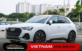 Xem trước Audi Q3 2020 chuẩn bị ra mắt khách Việt - đối thủ của BMW X1 và Volvo XC40