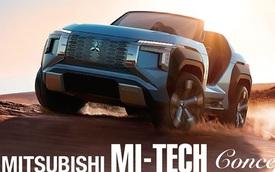 Mitsubishi ngửa át chủ bài tại Tokyo Motor Show 2019 là SUV đầy cá tính MI-Tech