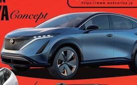Nissan tung ảnh đầu tiên cho SUV hoàn toàn mới, hứa hẹn là hit đình đám trong tương lai nhờ thiết kế ấn tượng