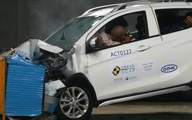VinFast Fadil nhận 4 sao, bộ đôi Lux 5 sao an toàn của ASEAN NCAP