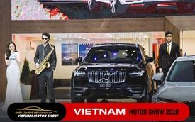 Mở màn VMS, Volvo XC90 2020 ra mắt trên bầu trời cực quang lần đầu xuất hiện tại Việt Nam
