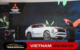 Trình làng GT-PHEV: Bản xem trước của Mitsubishi Outlander thế hệ mới cho người Việt