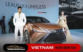 LF-1 Limitless – Chủ lực tới từ tương lai hâm nóng gian hàng Lexus tại VMS 2019