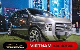 Cận cảnh Toyota Tj Cruiser - SUV 7 chỗ siêu rộng cho người Việt