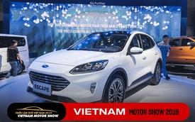 Ford Escape trình diện Việt Nam - Phép thử mới với Honda CR-V và Mazda CX-5