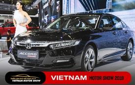 Chi tiết Honda Accord 2019 vừa chào sân Triển lãm Ô tô Việt Nam 2019