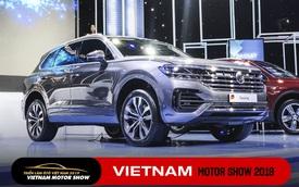 VW Touareg chốt giá từ 3,099 tỉ đồng tại Việt Nam - SUV 5 chỗ cho nhà giàu Việt