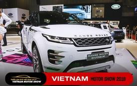 Cận cảnh Range Rover Evoque 2019 giá từ 3,53 tỷ đồng - SUV cho nhà giàu Việt