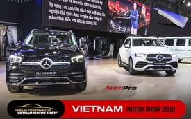 Ra mắt Mercedes-Benz GLE hoàn toàn mới, nhập khẩu Mỹ, giá bán 4,369 tỷ đồng
