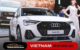 Cận cảnh Audi Q3 mới vừa ra mắt khách hàng Việt Nam: Có gì để đấu Mercedes GLB sắp về nước?
