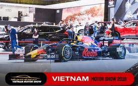 Toàn cảnh Triển lãm ô tô Việt Nam 2019 ngày khai mạc: Bữa tiệc xe không thể bỏ qua