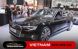 Khám phá Audi A6 thế hệ mới - Đối trọng của Mercedes-Benz E-Class và BMW 5-Series tại Việt Nam