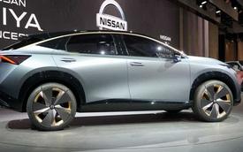 Nissan Ariya siêu đẹp lộ ảnh đăng ký bản quyền - SUV to ngang Honda HR-V và Hyundai Kona