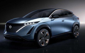 Nissan gấp rút làm mới X-Trail, đua tranh cùng Honda CR-V