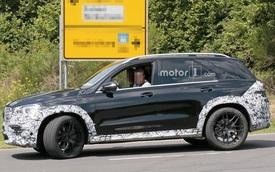 Mercedes-AMG GLE 63 là đây, tiến sát ngày ra mắt