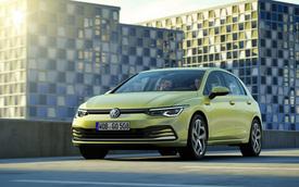 Ra mắt Volkswagen Golf 2020: Xe đáng mong chờ được bán tại Việt Nam