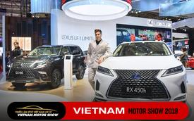 Bộ đôi SUV Lexus đồng loạt nâng cấp tại Việt Nam, tăng giá cao nhất hơn nửa tỷ đồng