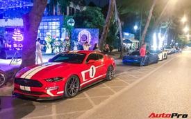 Bộ ba siêu xe và xe thể thao tiền tỷ khoe dáng trên đường phố Hà Nội