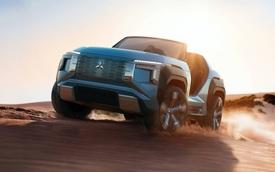Bóc tách Mitsubishi MI-Tech Concept: Xé lẻ để cho vào các xe tương lai